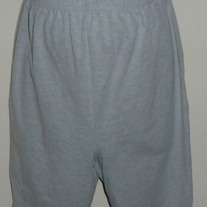 Gray Shorts-Announements Maternity Size Medium  CLSR