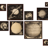 Planets of the Solar System | Danny Schutt | Original