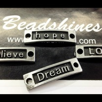 Hope, Believe, Dream, Love