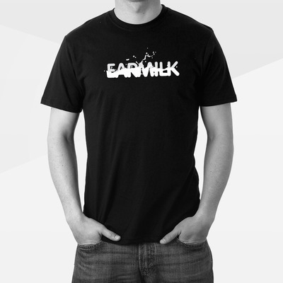 Earmilk splash logo tee [men]