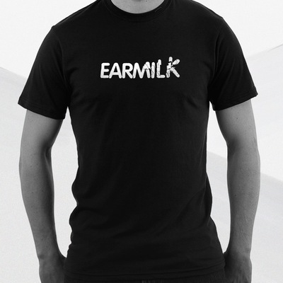 Earmilk shatter logo tee [men]