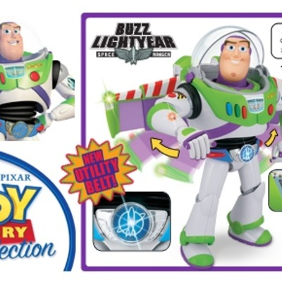 toy story collection buzz lightyear with new utility belt