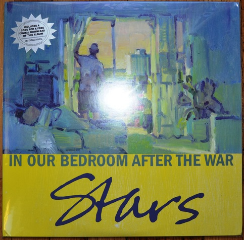 stars in your bedroom after the war 2x lp vinyl revealed records