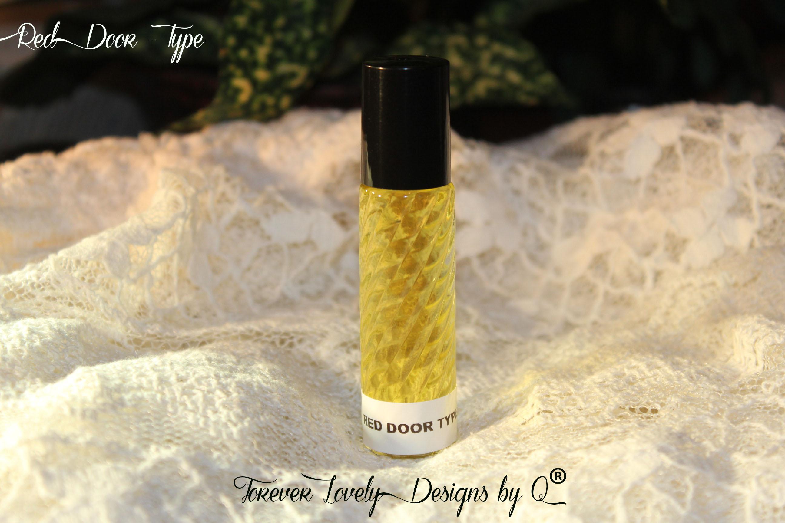 Red Door Type Fragrance Oil 1 Oz Forever Lovely Designs By Q