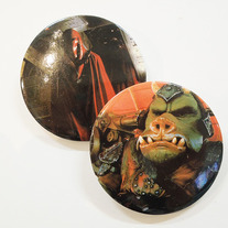 Vintage Star Wars Button Pack - Empire Guards