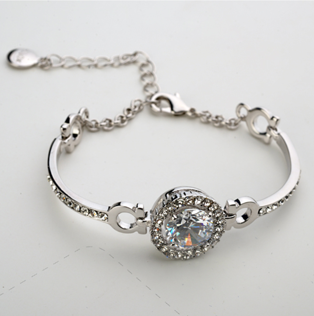 diamondland bracelet in unique diamond jewellery gold rose jewelry