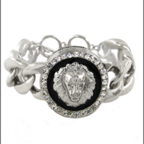 Lion Head Stretch Bracelet