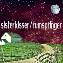 Sister Kisser/Rumspringer Split 7""