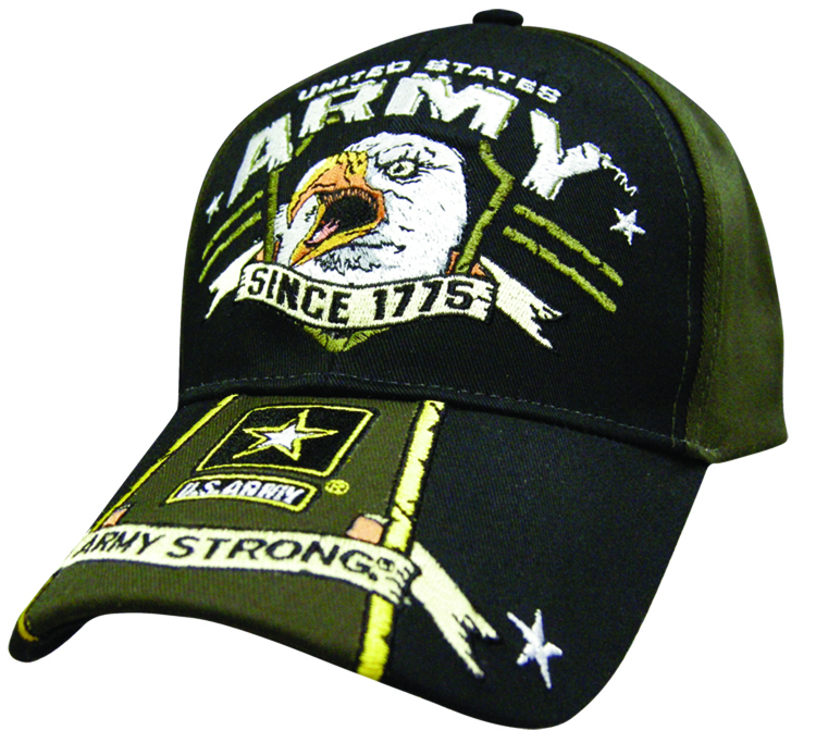 Officially Licensed Usmy Veteran Army Strong Since 1775with