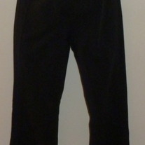 Black Active Pants-Old Navy Maternity Size Medium