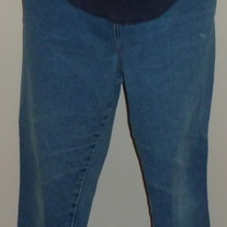 Denim Jeans-In Due Time Maternity Size 12  031430