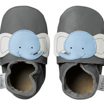 Bobux Grey Elephant Shoe