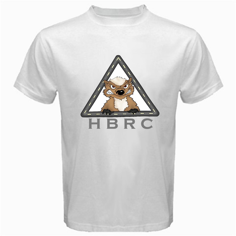 Honey Badger TShirt Logo