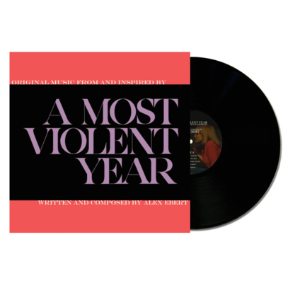 A most violent year - soundtrack, lp