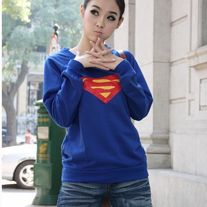 Sudadera Superman / Superman Sweater 2WH097