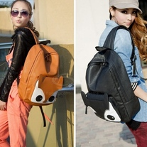 Mochila Zorro / Fox Backpack 2WH163