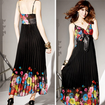 Vestido Largo / Long Dress 2WH172
