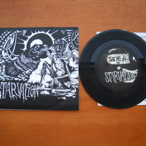 STARVATION 'arm against the forces' 6""