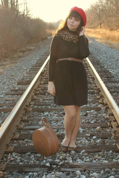 Towards Sunset Sweater Dress.