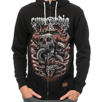 Memento Mori Hoodie medium photo