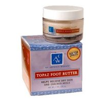 2pc Topaz Foot Butter Set By Artemis Woman