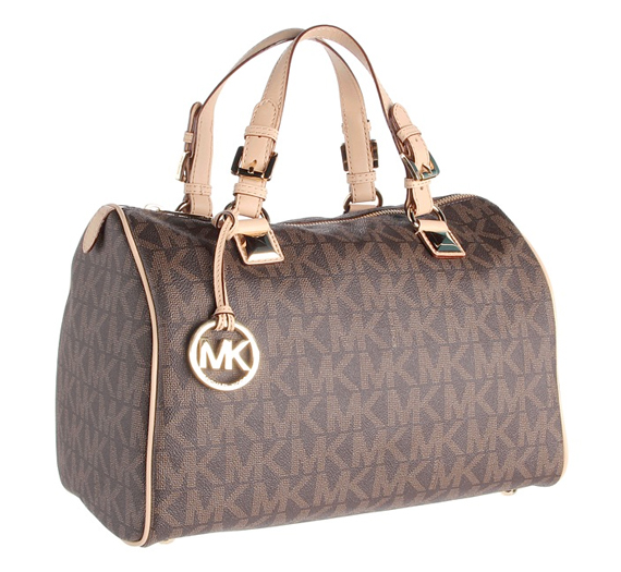 Italy Michael Kors Grayson Satchels - Products 11851917 Michael Michael Kors Grayson Logo Satchel
