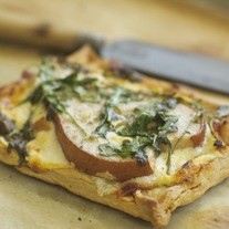 JULY 8 CLASS ~ SAVORY SUMMER TARTS, GALETTES & COBBLER