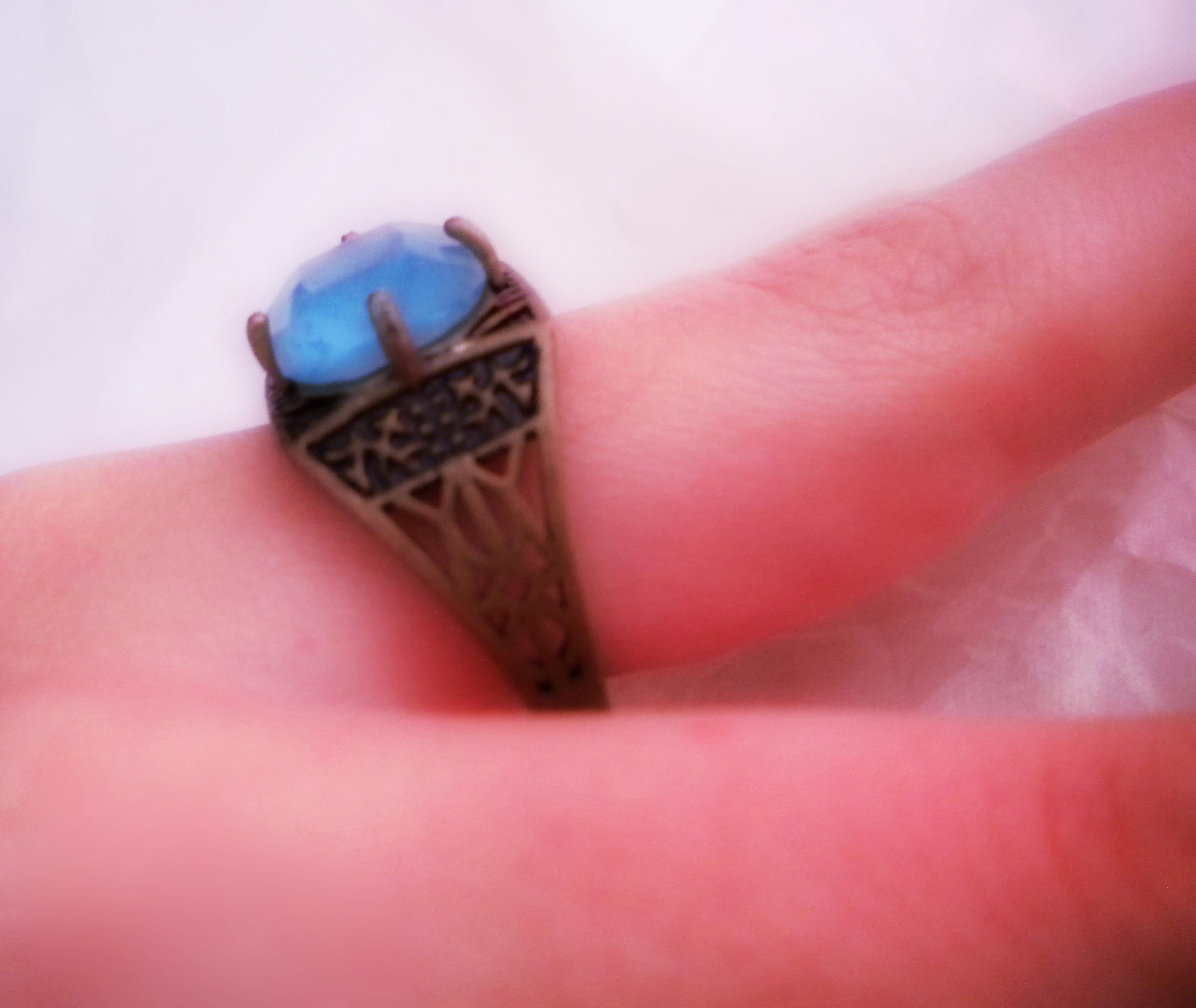 Dwarven Artifact Ring (8,5\