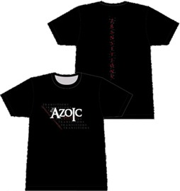 "The azoic ""transitions"" t-shirt"