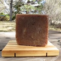 Rustic Oatmeal Soap