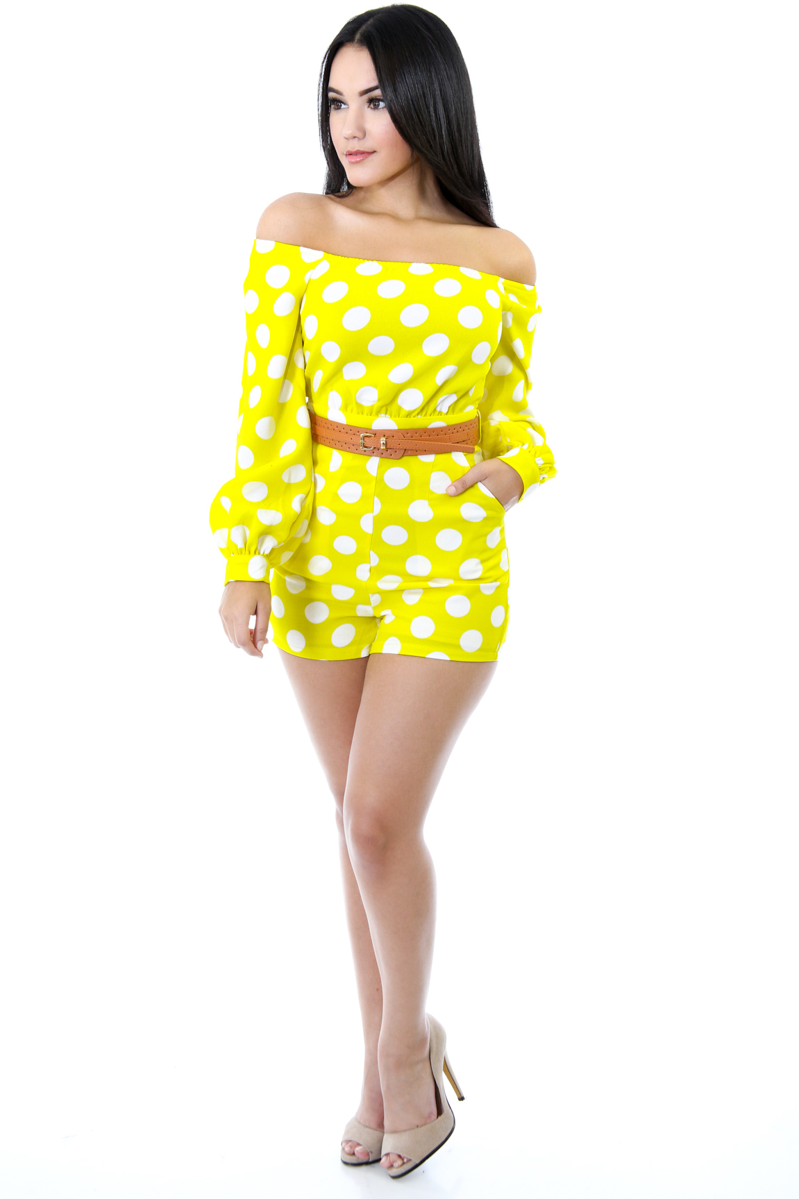 Polka Dot Romper u00b7 Stylo Clothing and Shoes u00b7 Online Store Powered by Storenvy