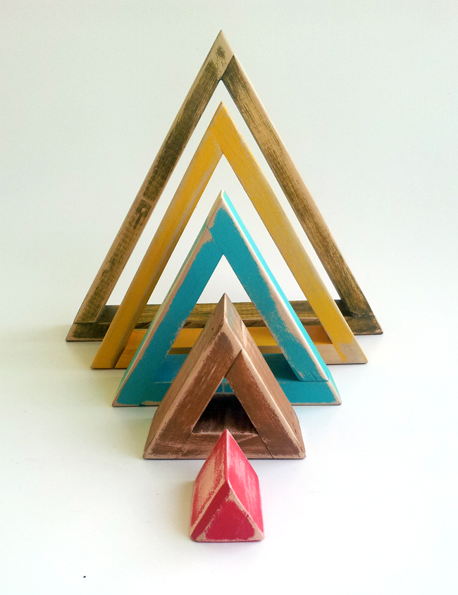 Triangle shelves/blocks/wall candy · subtle takeover · Online Store ...