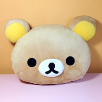 Rilakkuma Mini Head Cushion [MP38201]