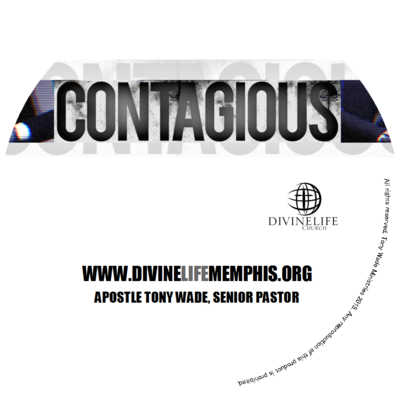 Contagious - dvd
