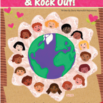 E-book: reduce, reuse, recycle and rock out!