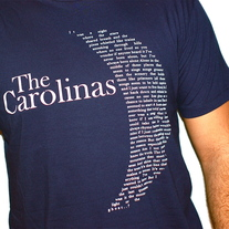 The Carolinas Moon T-Shirt