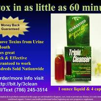 Triple Cleanser One Hour Cleanser by Advanced Detox Solutions