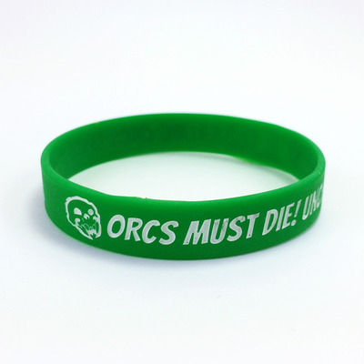 Orcs must die! unchained wristband