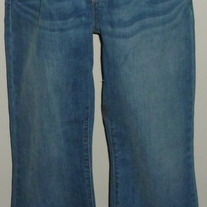 Denim Jeans-Gap Maternity Size 6 Regular 04126