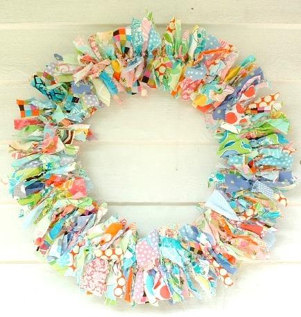 lilly pulitzer rustic decorative wreath thumbnail 2 - Decorative Wreaths