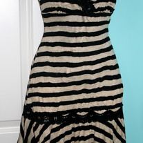 Promod Striped Dress