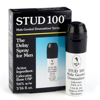 Stud 100 Male Genital Desensitizing Delay Spray 100ml