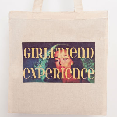 Girlfriend experience tote