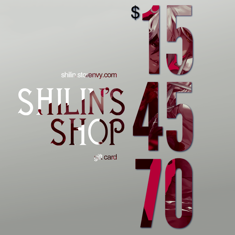 Personalized gift cards shilins shop online store powered by personalized gift cards negle Choice Image