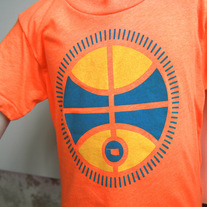 OKC Basketball Kid's Shirt