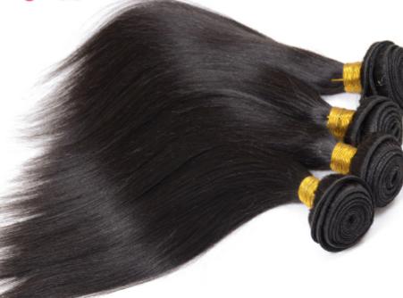 brazilian straight hair 3 bundle combo 183 hair4less