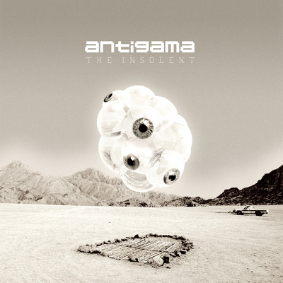 Antigama the insolent [cd]