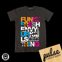 Funky Fresh 100% Cotton