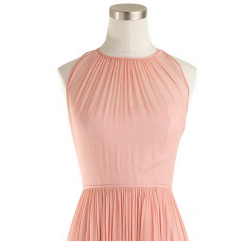 Blush pink bridesmaid dresses, cheap bridesmaid dresses ...