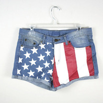 American Flag Shorts (Brand New)